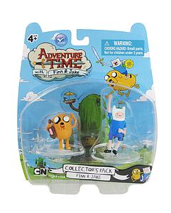 "Adventure Time 2"" Collector's Pack: Finn & Jake"