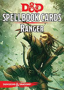 Dungeons & Dragons Fifth Edition: Ranger Spell Deck