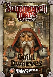 Summoner Wars: Guild Dwarves - Second Summoner