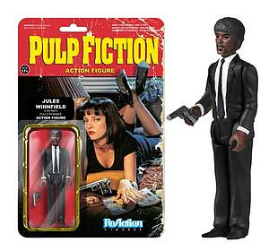 ReAction Figures Pulp Fiction Movie Series Jules Winnfield (Vaulted)