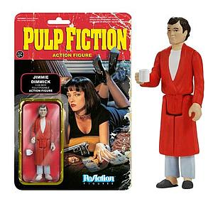 ReAction Figures Pulp Fiction Movie Series Jimmie Dimmick (Vaulted)