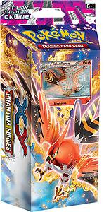 Pokemon Trading Card Game: XY Phantom Forces Starter Deck: Burning Winds (Talonflame)