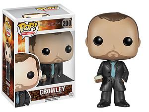 Pop! Television Supernatural Vinyl Figure Crowley #200