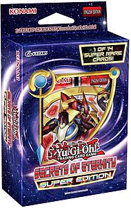 YuGiOh Trading Card Game: Secrets of Eternity Super Edition