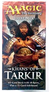 Magic the Gathering: Khans of Tarkir - Event Deck