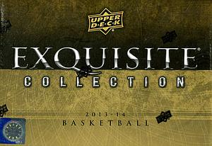 Upper Deck 2013-2014 NBA Exquisite Collection: Hobby Box