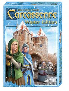 Carcassonne: Winter Edition
