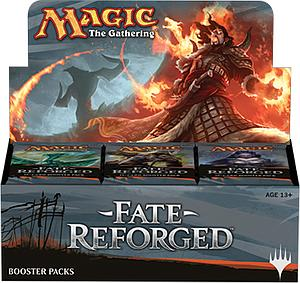 Magic the Gathering: Fate Reforged - Booster Box