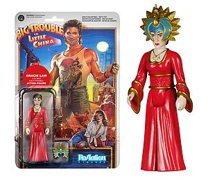 ReAction Figures Big Trouble in Little China Series Gracie Law