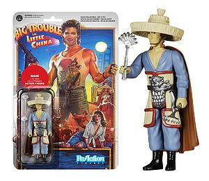 ReAction Figures Big Trouble in Little China Series Rain