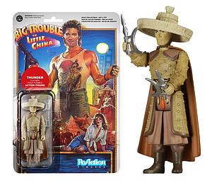 ReAction Figures Big Trouble in Little China Series Thunder