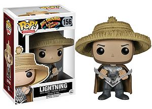 Pop! Movies Big Trouble in Little China Vinyl Figure Lightning #156 (Retired)