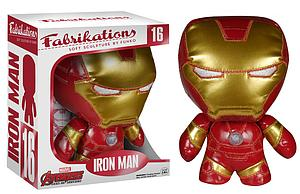 Fabrikations #16 Iron Man