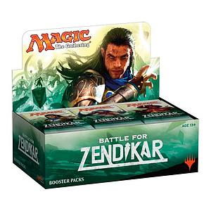 Magic the Gathering: Battle for Zendikar - Booster Box