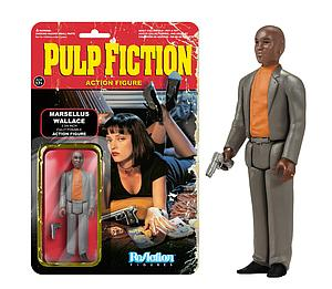 ReAction Figures Pulp Fiction Movie Series Marsellus Wallace (Vaulted)