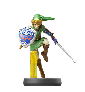 Nintendo Super Smash Bros. Amiibo Mini Figure: Link