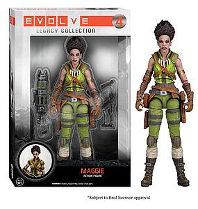 Legacy Collection Evolve: Maggie #4 (Retired)