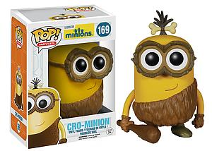 Pop! Movies Minions Vinyl Figure Cro-Minion #169 (Vaulted)