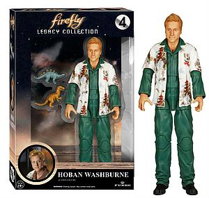 Legacy Collection Firefly: Hoban Washburne #4 (Vaulted)