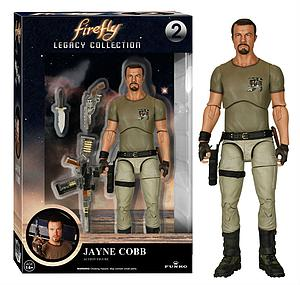 Legacy Collection Firefly: Jayne Cobb #2 (Retired)