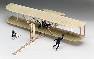 "Revell 1:39 Scale Airplane Model Kit Wright Flyer ""First Powered Flight"" (RMX5243)"