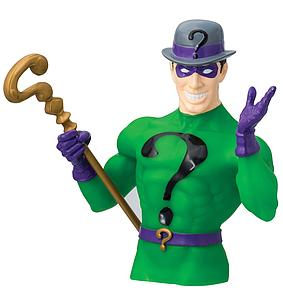 DC Comics The Riddler Bust Bank