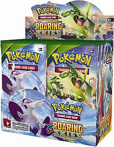 Pokemon Trading Card Game: XY Roaring Skies Booster Box (36 Packs)