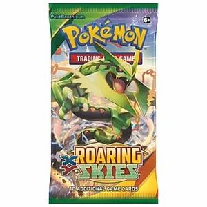 Pokemon Trading Card Game: XY Roaring Skies Booster Pack