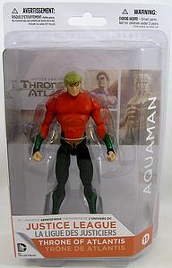DC Collectibles Justice League Throne of Atlantis Series: Aquaman