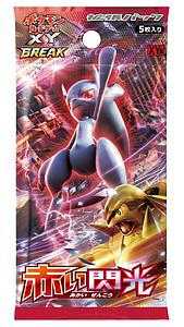Pokemon Trading Card Game: XY BREAK Red Flash Booster Pack
