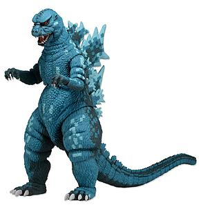 Retro Video Game Godzilla 7""