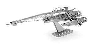 Metal Earth 3D Laser Cut Model Mass Effect SR2 Normandy