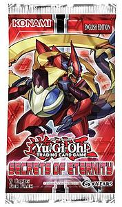 YuGiOh Trading Card Game: Secrets of Eternity Booster Pack