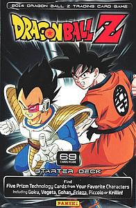 Dragon Ball Z Trading Card Game Starter Deck