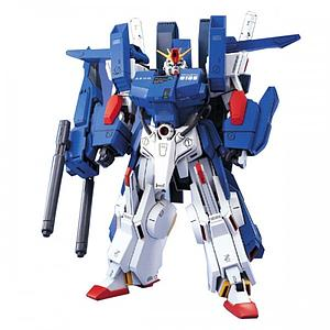 Gundam Master Grade 1/100 Scale Model Kit: FA-010S Full Armor ZZ Gundam