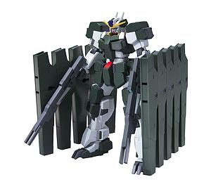 Gundam High Grade Gundam 00 1/144 Scale Model Kit: #67 GN-010 Gundam Zabanya