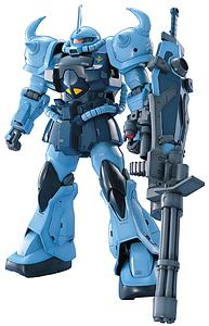 Gundam Master Grade 1/100 Scale Model Kit: MS-07B-3 Gouf Custom