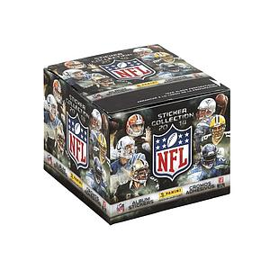 2014 Panini NFL Album Stickers Box