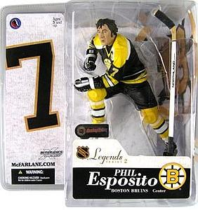 NHL Sportspicks Legends Series 2 Phil Esposito (Boston Bruins) Black