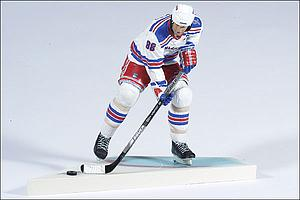 NHL Sportspicks Series 2 Eric Lindros (New York Rangers) White Jersey