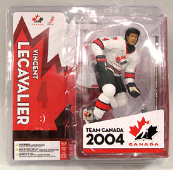 NHL Sportspicks TC World Cup of Hockey 2004 Series Vincent Lecavalier (Team Canada) White