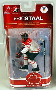 NHL Sportspicks TC Vancouver 2010 Series 2 Eric Staal (Team Canada) White