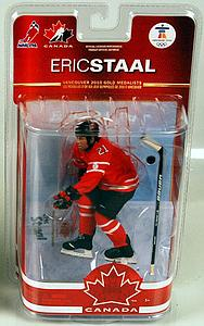 NHL Sportspicks TC Vancouver 2010 Series 2 Eric Staal (Team Canada) Red Jersey Exclusive