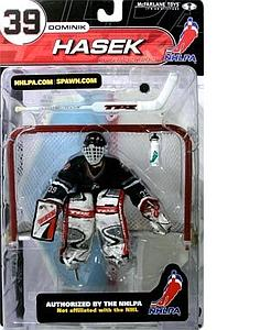 NHL Sportspicks NHLPA Series 2 Dominik Hasek (Buffalo Sabres) Black