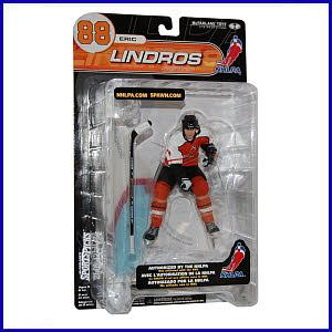 NHL Sportspicks NHLPA Series 2 Eric Lindros (Philadelphia Flyers) Orange