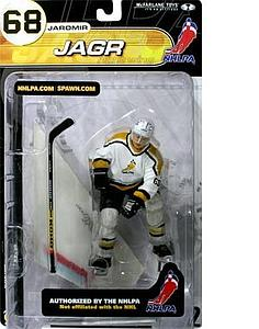 NHL Sportspicks NHLPA Series 2 Jaromir Jagr (Pittsburgh Penguins) White