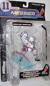 NHL Sportspicks NHLPA Series 2 Mark Messier (New York Rangers) White