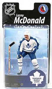 NHL Sportspicks Grosnor Series Lanny McDonald (Toronto Maple Leafs) White Jersey Exclusive