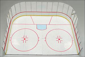 NHL Sportspicks Series Accessory Hockey Rink Exclusive