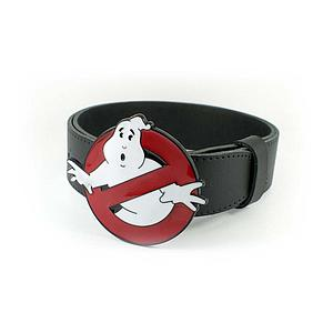 Ghostbusters Belt Logo